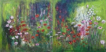 Les oeuvres rendez vous au jardin de fran oise laine for Fenetre 200x100